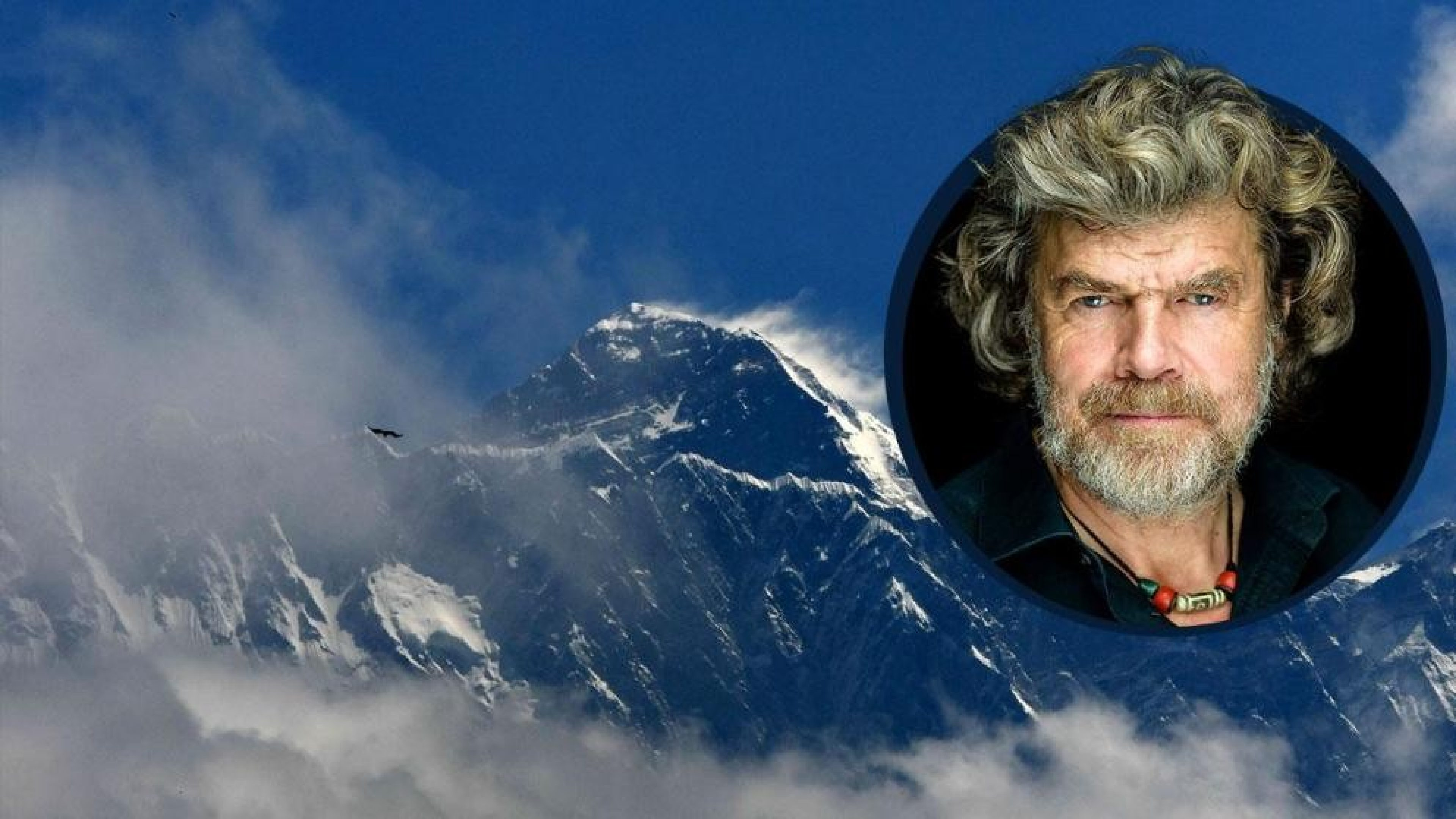 Reinhold Messner Everet